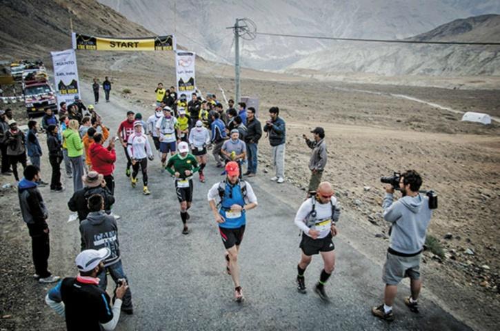 La Ultra- The High - Le Ladakh