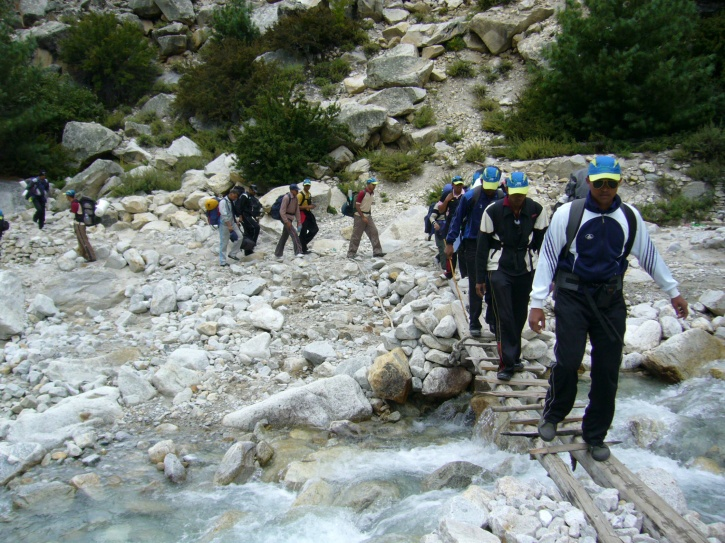 Sikkim running and living 25k