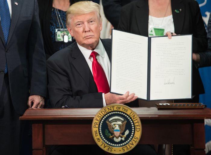 Immigration Ban AFP