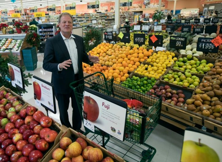 Brian Wansink grocery store