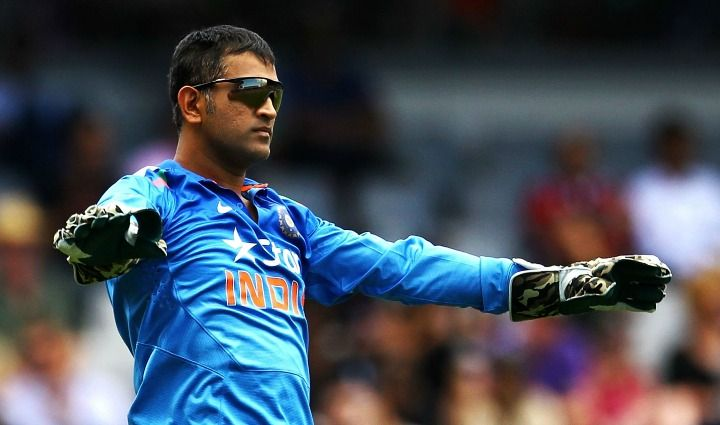 MS Dhoni is India's most successful captain of all time. (Photo - getty)