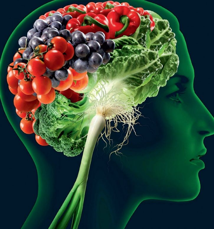 Diet to boost brain health