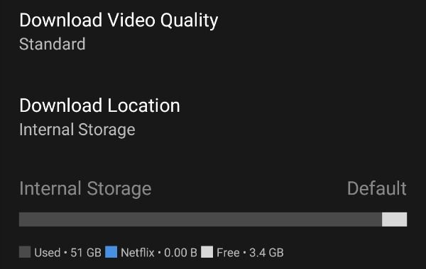 netflix app now lets you download videos on external sd card chill