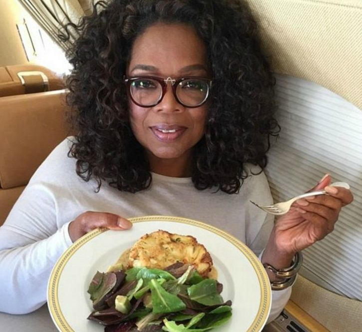 Oprah Winfrey Weight Watchers Diet