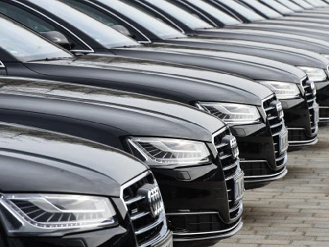 German Car Maker Audi Recalls Lakh Cars To Improve Diesel - Audi car maker
