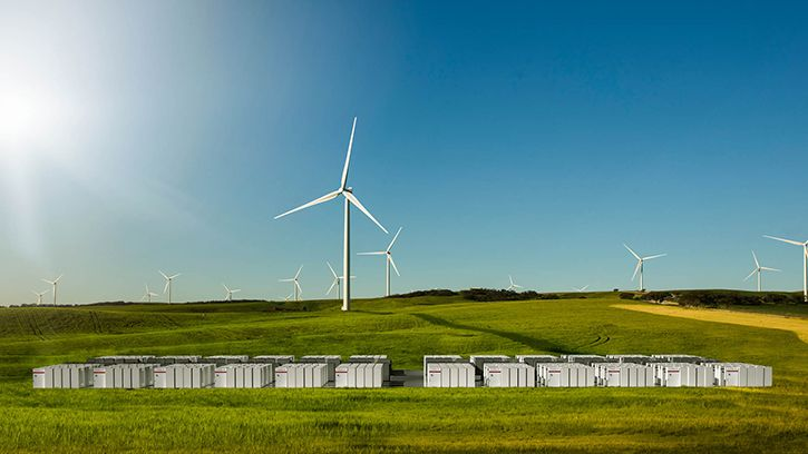 Tesla battery south australia
