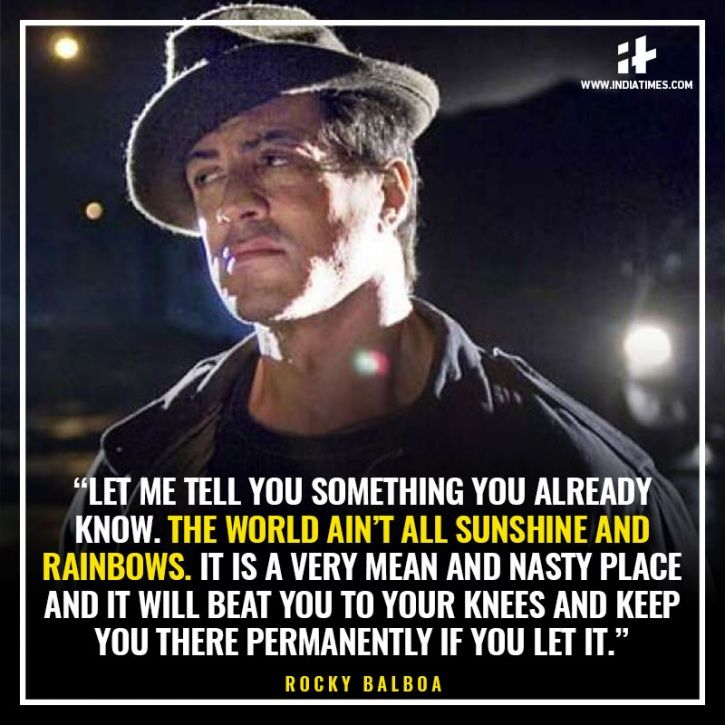On Sly's 71st Birthday, Here Are 12 Quotes From His Rocky