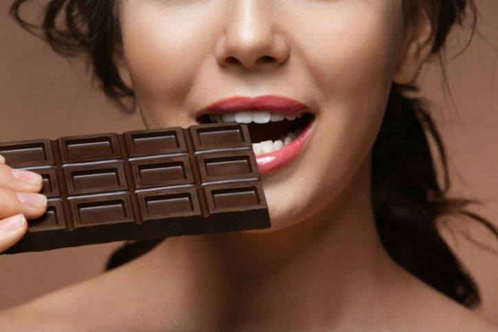 Long-term ingestion of the flavanol cocoa offers protection from UV damage according to a study published in the Journal of Nutrition. The antioxidants found in the flavonoids does the trick