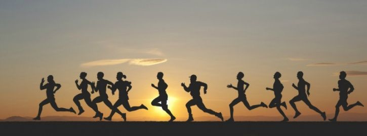 Our evolutionary history suggests that we are, fundamentally, cognitively engaged endurance athletes