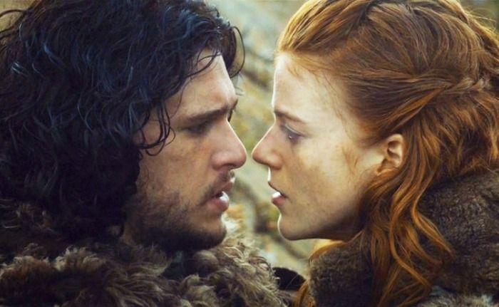 Jon Snow, Ygritte