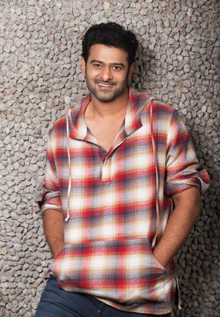 Prabhas Is Spreading His Charm With That Innocent Smile