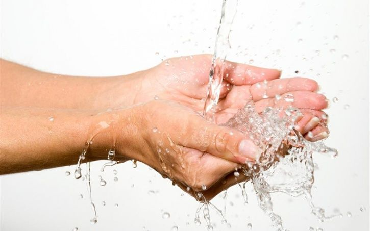 Avoid overusing antibacterial soaps as they kill both the good and the bad bacteria, which may result in the development of antibiotic-resistance