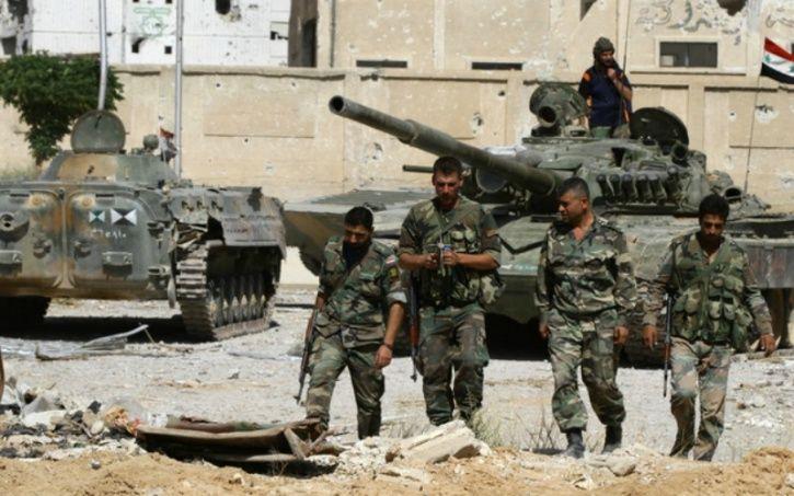 Syrianarmy