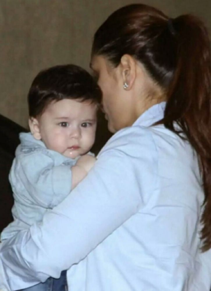 9 Photos Of Munchkin Taimur Ali Khan That Broke The ...