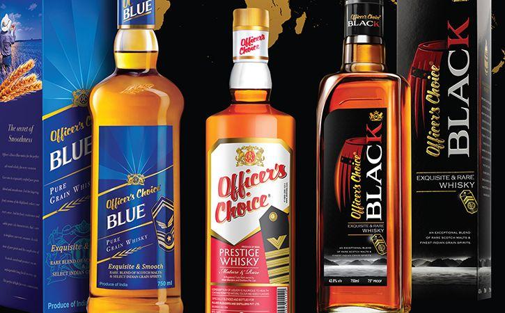 Popular Mixed Drinks Spirits