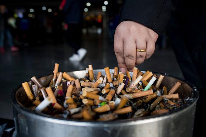 Tobacco Smoking