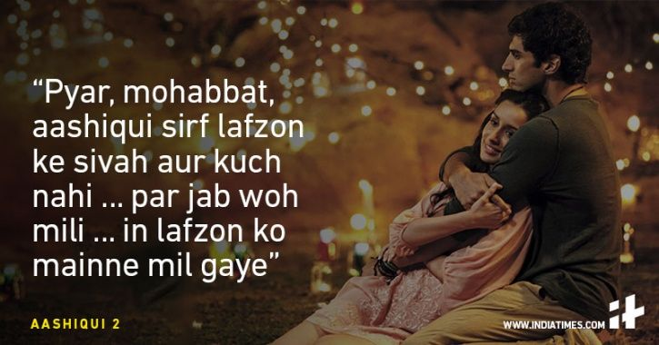 Aashiqui 2 Images With Love Quotes 93017 Loadtve