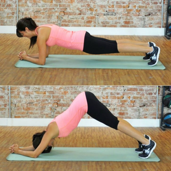 Flexibility is not just the by-product of stretching but also can be achieved by performing exercises such as planks. Planks help expand and stretch all the posterior muscles of your back as well as your legs