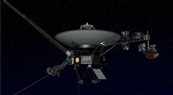 Voyager 2 - NASA
