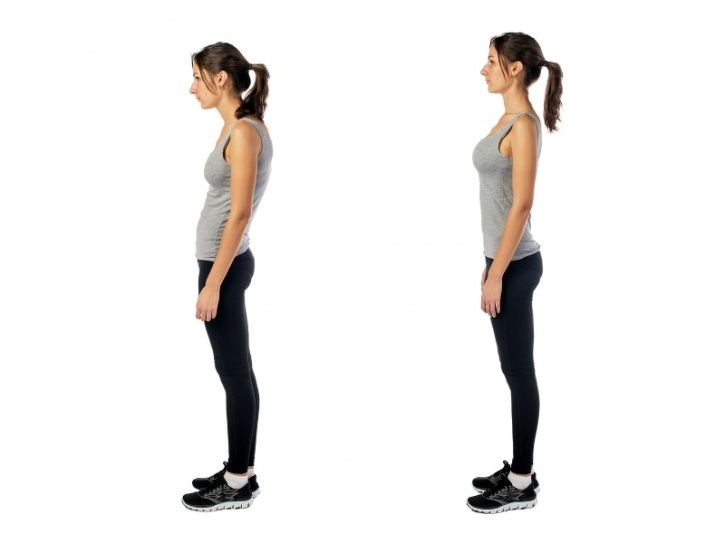 Since planks work on all the muscles of your core it helps your ability to stand straight and maintain better posture because the muscles of your core are vital for your overall posture