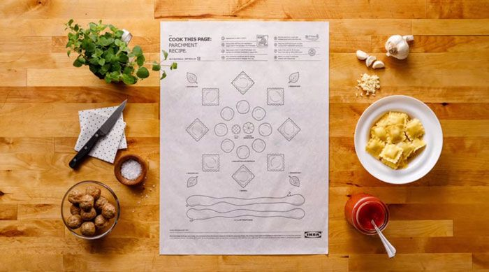 Ravioli with Swedish meatballs recipe IKEA Cook This Page