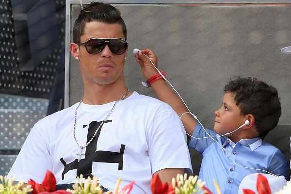 Cristiano Ronaldo's Family Expands, He Is Now Father Of ...