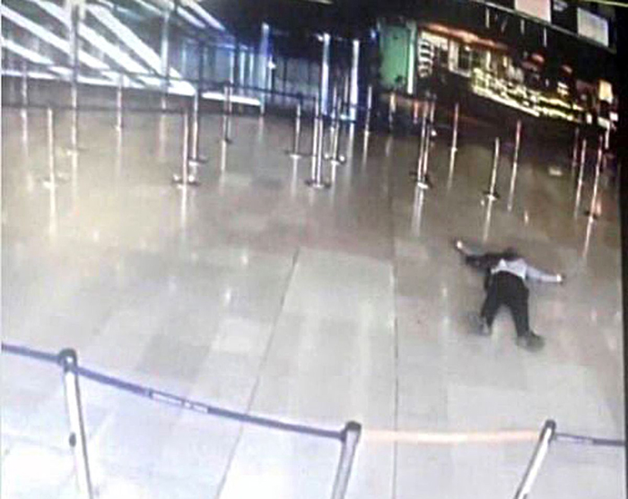 Paris Airport Attacker