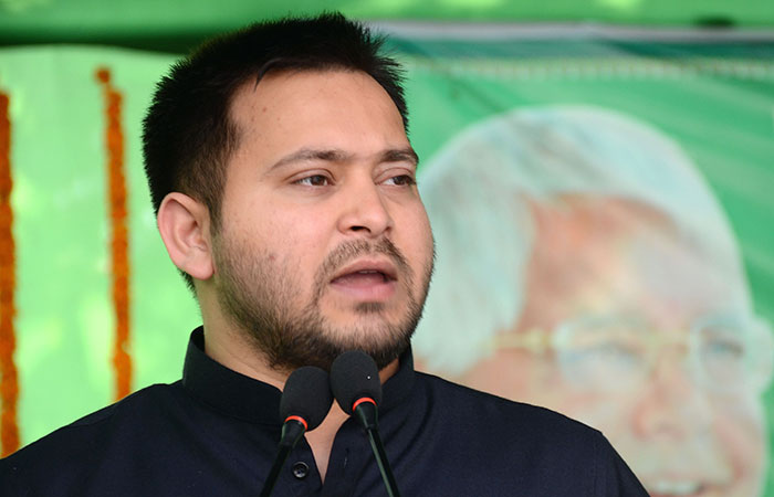 "Bihar's Deputy Chief Minister Tejaswi Yadav has dared new Uttar Pradesh Chief Minister Yogi Adityanath to ban liquor and set up an ""anti-Daru squad"" on the ..."