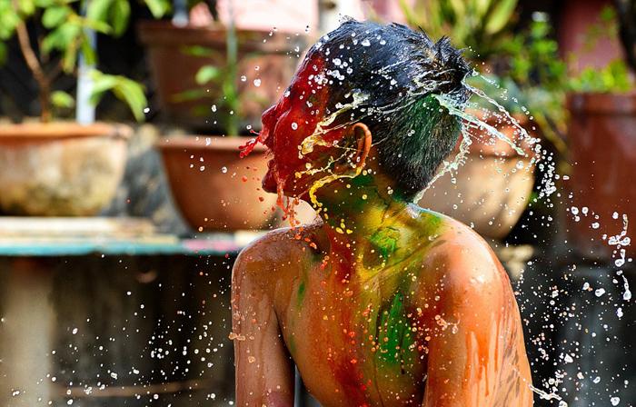 Skin Care Holi