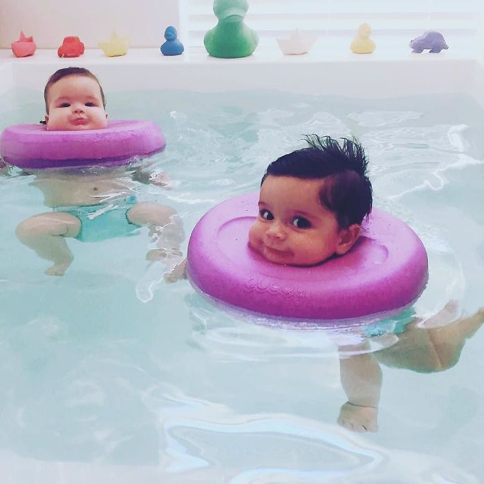 Two Indians Open A Baby Spa In Australia & These Photos Of Babies ...
