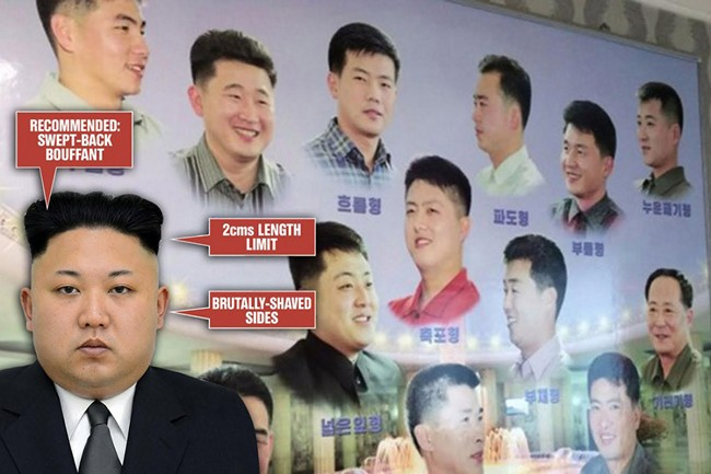 9 strange laws in north korea thatll make you glad youre living in hairstyle winobraniefo Images