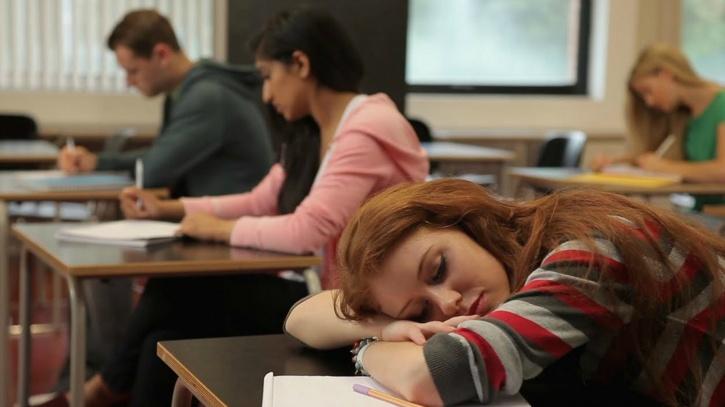 Lack of sleep impairs cognitive abilities