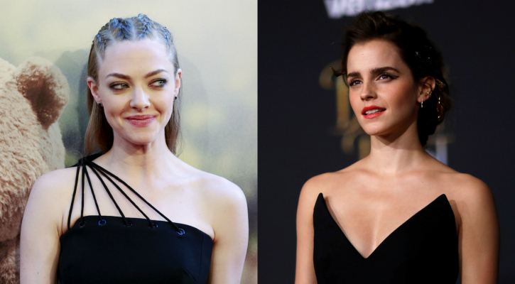 Both Amanda Seyfried and Emma Watson had personal photos stolen and leaked online