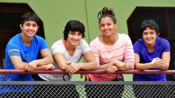 Phogat sisters rejected Dangal