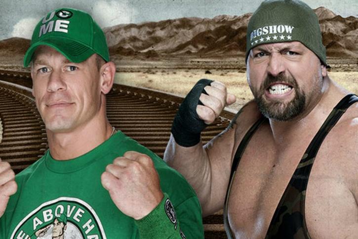 John Cena and The Big Show mutual respect