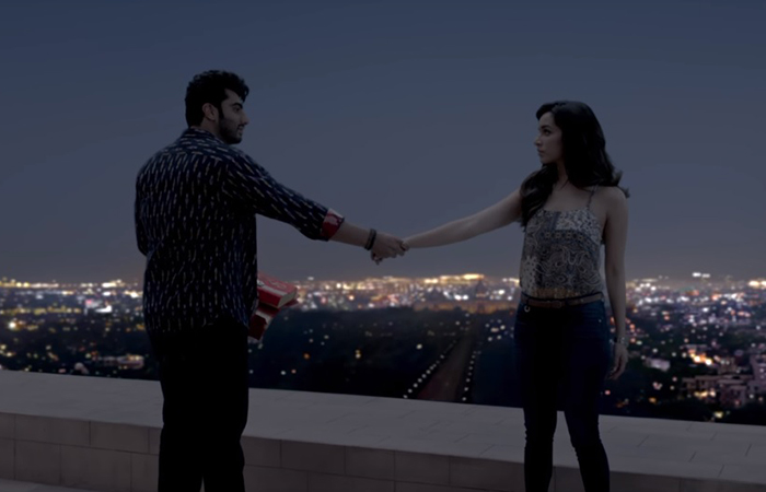 Arjun Kapoor and Shraddha Kapoor
