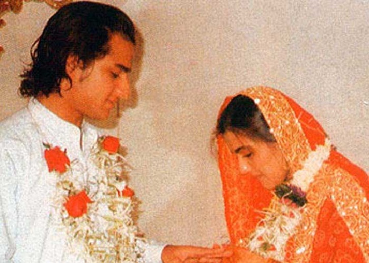 This Throwback Interview of Saif Ali Khan Talking About ...Saif Ali Khan Wife