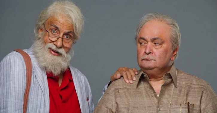 Big B and Rishi Kapoor