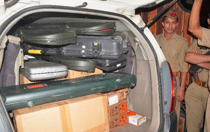 Meerut Poaching Racket