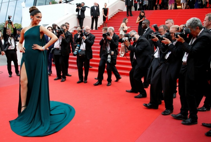 Image result for deepika padukone cannes