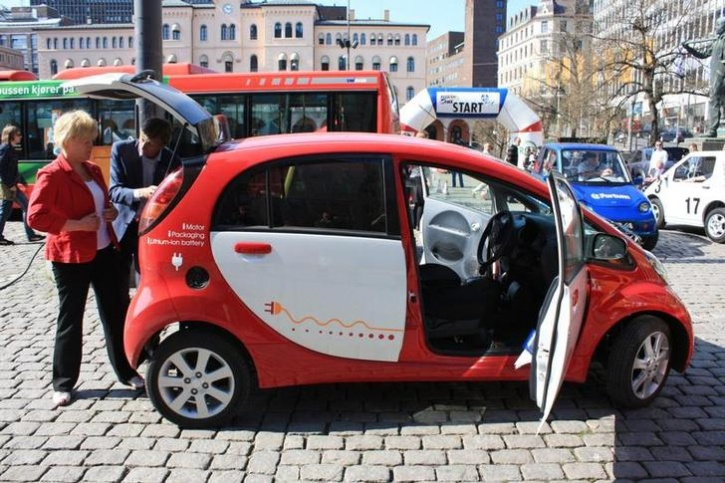 Countries That Took A Giant Step Towards Electric Cars To Save