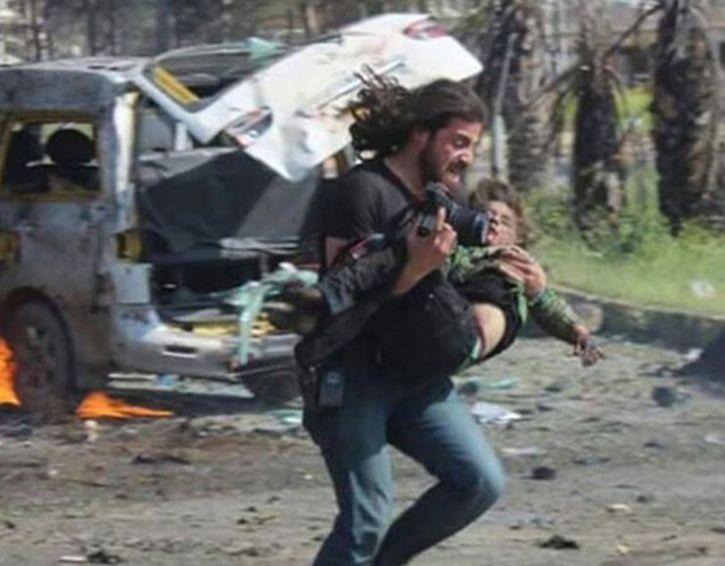 Abd Alkader Habak Photojournalist
