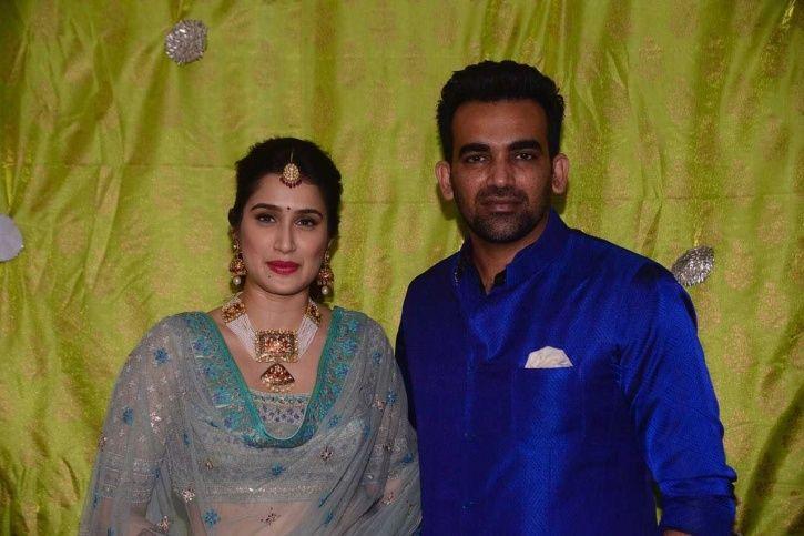 Sagarika and Zaheer