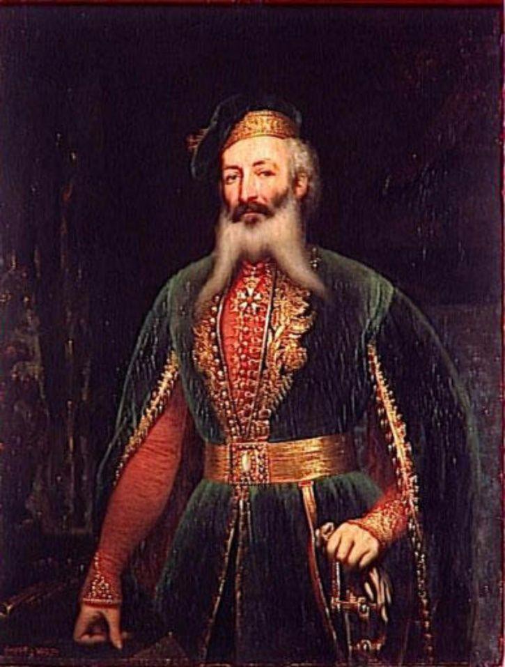 Jean-François Allard in Maharaja Ranjit Singh
