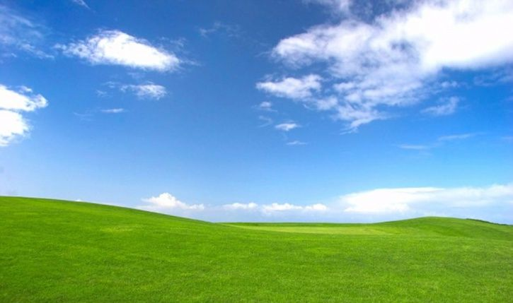Photographer Who Shot Windows XP Wallpaper Hired By Lufthansa