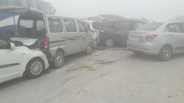 Agra-Noida Yamuna Expressway