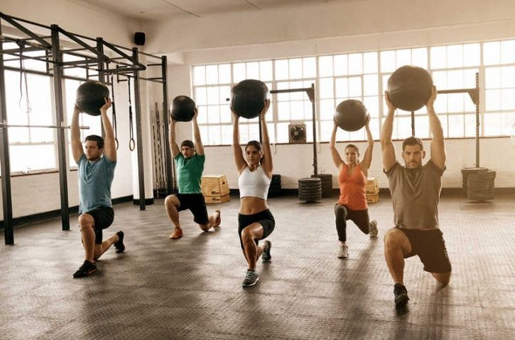 Five reasons why group exercise improves your quality of