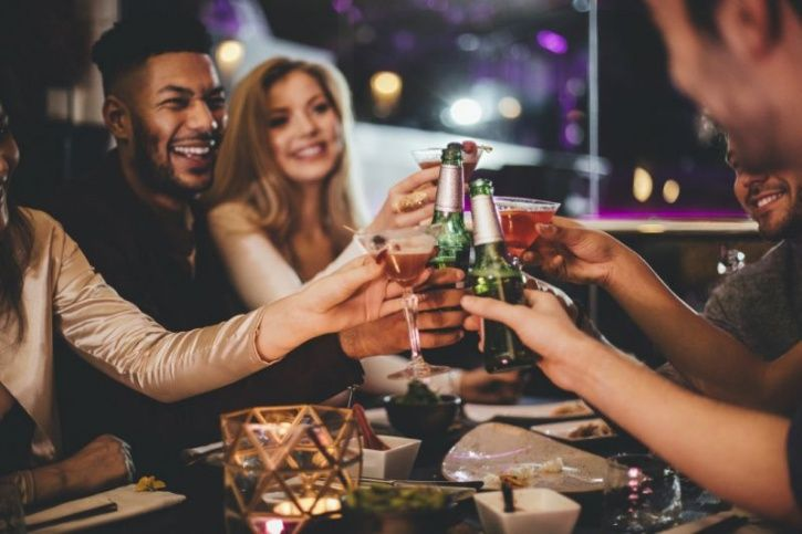 Here's what they found: -Around 59 per cent of the respondents associated spirits—like vodka, gin, whiskey and other hard alcohols—with feelings of energy and confidence. -And more than four out of 10 associated them with feeling sexy, showed the study published in the journal BMJ Open. -Spirits were, however, the least likely to be associated with feeling relaxed. Just 20 percent felt so. -Drinking spirits was also more likely to draw out negative feelings than all the other types of alcohol. -Nearly one quarter said spirits left them tearful, compared with 17 per cent of red wine drinkers, and nine per cent of beer and white wine drinkers, though. -Red wine was the most likely to elicit the feeling of being relaxed (just under 53 per cent) followed by beer (around 50 per cent). -Nearly a third (30 per cent) of spirit drinkers associated this tipple with feelings of aggression compared with around 2.5 per cent of red wine drinkers. -Men were significantly more likely to associate feelings of aggression with all types of alcohol -Heavy/dependent drinkers were six times more likely to do so than low risk drinkers. -Heavy drinkers were more likely to select any drink that was associated for them with feelings of aggression and tearfulness when at home or when out. -Dependent drinkers may rely on alcohol to generate the positive emotions they associate with drinking. -Dependent drinkers were also they were five times more likely to feel energised than low risk drinkers.