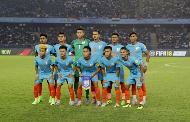 Great News For Indias Under Players As AIFF Rewards Them With - Side world cup fifa dont want see