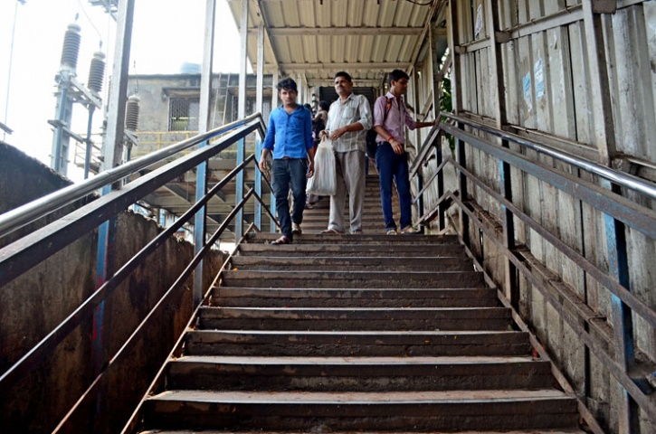 Image result for ladies staircase in andheri